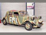 CITROEN TRACTION F.F.I 1944 | 1:18 Diecast Model Car