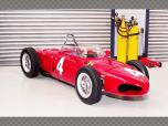 FERRARI 156 F1 SHARKNOSE ~ WINNER BRITISH GRAND PRIX 1961 | 1:18 Diecast Model Car
