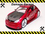 PEUGEOT 206 | 1:24 Diecast Model Car