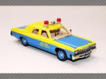 DODGE MONACO ~ NEW YORK STATE POLICE 1974 | 1:43 Scale Model Car
