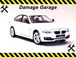 BMW 335i   1:24 Diecast Model Car