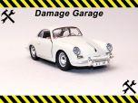 PORSCHE 356B COUPE ~ 1961 | 1:24 Diecast Model Car