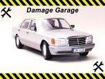 MERCEDES-BENZ S KLASSE ~ 1985 | 1:18 Diecast Model Car