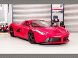 FERRARI LAFERRARI ~ RED | 1:18 Diecast Model Car