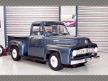 FORD F100 PICKUP 1953 ~ DARK BLUE | 1:18 Diecast Model Car
