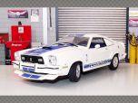 FORD MUSTANG 2 KING COBRA ~ 1978 | 1:18 Diecast Model Car