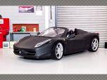 FERRARI 458 ITALIA SPIDER | 1:18 Diecast Model Car