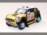 MINI ALL 4 RACING ~ DAKAR   1:43 Diecast Model Car