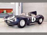 JAGUAR TYPE D WINNER LE MANS 1956 | 1:18 Diecast Model Car