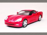CHEVROLET CORVETTE Z61 | 1:43 Diecast Model Car