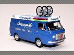 FIAT 238 TRANSPORTER CAMPAGNOLO | 1:43 Diecast Model Car