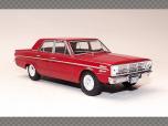 CHRYSLER VALIANT 4 ~ 1967 | 1:43 Diecast Model Car
