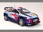 HYUNDAI I20 WRC ~ RALLY OF PORTUGAL 2018| 1:24 Diecast Model Car
