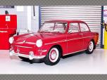 VOLKSWAGEN 1500 S TYPE 3 ~ 1963 | 1:18 Diecast Model Car