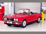 BMW 325i (E30) CONVERTIBLE ~ 1985  1:18 Diecast Model Car