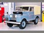 LAND ROVER SERIES 1 ~ 1957   1:18 Diecast Model Car