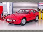 PORSCHE 924 TURBO ~1979 | 1:18 Diecast Model Car