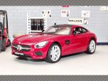 MERCEDES AMG GT ~ RED | 1:24 Diecast Model Car