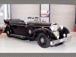 MERCEDES 770 (W150) ~ BLACK | 1:18 Diecast Model Car
