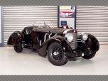 MERCEDES SSK BLACK PRINCE 1930 | 1:18 Diecast Model Car