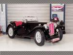 MG TC Midget 1947 | 1:18 Diecast Model Car