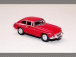 MGB GT   1:76 Diecast Model Car