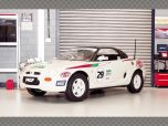 MGF 1.8i VVC ROADSTER - JAPAN RACING | 1:18 Diecast Model Car