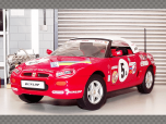MGF 1.8i VVC ROADSTER - ROVER TEAM SPIRIT | 1:18 Diecast Model Car
