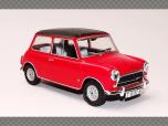 MINI COOPER 1360 ~ 1973 | 1:43 Diecast Model Car