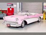 BUICK ROADMASTER CONVERTIBLE ~ 1957 | 1:18 Diecast Model Car