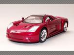 CHRYSLER ME FOUR TWELVE CONCEPT ~ 2004 | 1:24 Diecast Model Car