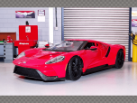 FORD GT ~ 2017 ~ RED | 1:18 Diecast Model Car