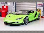 LAMBORGHINI CENTENARIO  ~ 2016 ~ GREEN | 1:18 Diecast Model Car