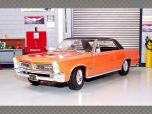 PONTIAC GTO | 1:18 Diecast Model Car