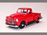 CHEVROLET 3100 PICKUP ~ 1950 | 1:25 Diecast Model Car