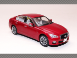 NISSAN SKYLINE 350GT HYBRID V37 | 1:43 Diecast Model Car