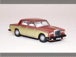 BENTLEY T2 SALOON - GOLD| 1:76 Diecast Model Car