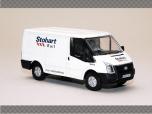 FORD TRANSIT SWB LOW ROOF - STOBART RAIL | 1:76 Diecast Model Car