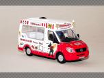 MERCEDES - CORONATO'S ICE CREAM | 1:76 Diecast Model Car