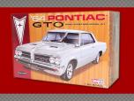 PONTIAC GTO 1964 | 1:25 Snap Together Kit