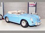 PORSCHE 356B CABRIOLET 1961 | 1:18 Diecast Model Car