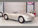 PORSCHE 550A SPYDER 1953   1:18 Diecast Model Car