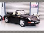 PORSCHE 911/993 CABRIOLET ~ 1994 | 1:18 Diecast Model Car