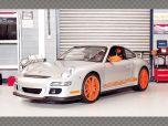 PORSCHE 911 (997) GT3 RS 2007 | 1:18 Diecast Model Car