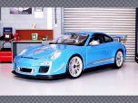 PORSCHE 911 GT3 RS 4.0 ~ BLUE | 1:18 Diecast Model Car
