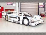 PORSCHE 962C NURBURGRING 1987 | 1:18 Diecast Model Car
