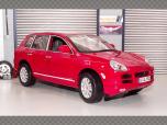 PORSCHE CAYENNE TURBO 2006 | 1:18 Diecast Model Car