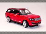 RANGE ROVER | 1:24 Diecast Model Car