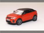 RANGE ROVER EVOQUE CONVERTIBLE | 1:76 Diecat Model Car
