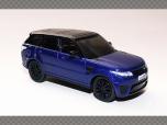RANGE ROVER SPORT SVR | 1:76 Diecast Model Car